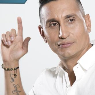 Hebert Vargas presente en el festival vallenato