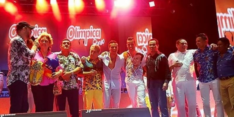 Así Fue El Homenaje Al Vallenato En El Festival De Orquestas De Barranquilla