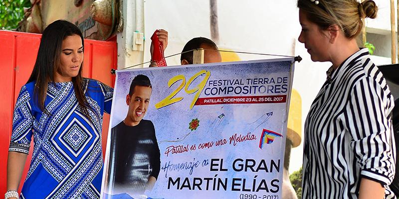 El 29º Festival Tierra de Compositores de Patillal será en homenaje a El Gran Martín Elías