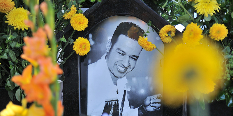 El Folclor Vallenato Recordó A El Gran Martín Elías En Su Primer Aniversario De Fallecimiento