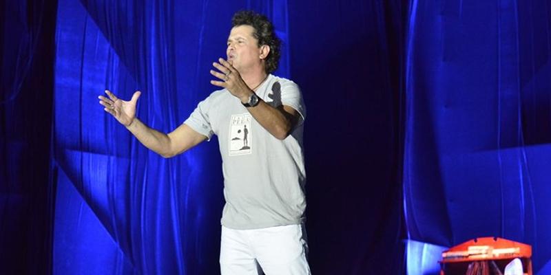 Carlos Vives recalcó en Valledupar que el mundo necesita más vallenatos