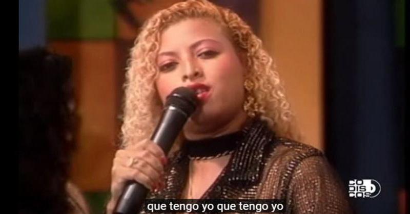 Patricia Teherán, La Diosa Del Vallenato, Apagó Su Voz Hace 23 Años