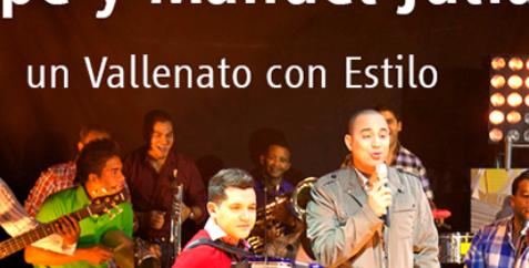 Felipe y Manuel Julian un...
