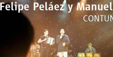 Felipe Peláez y Manuel Julian...