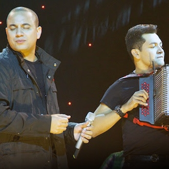 Pipe Peláez Y Manuel Julián...