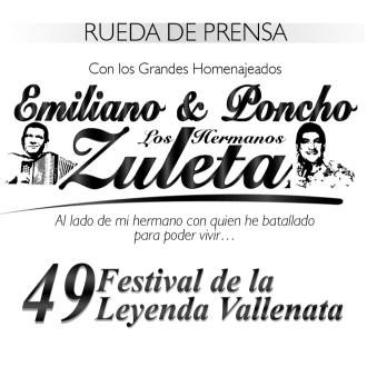 Rueda de Prensa con Emiliano...