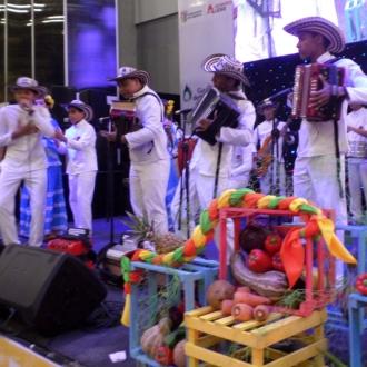 Barranquilla con mucho Sabor vallenato y gastron�mico