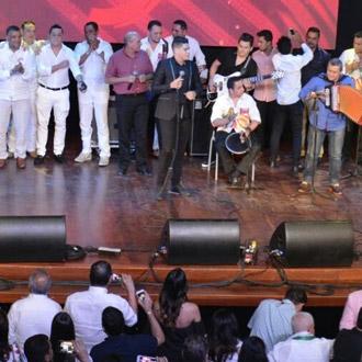 Barranquilla aclamó el lanzamiento del 50º Festival de...