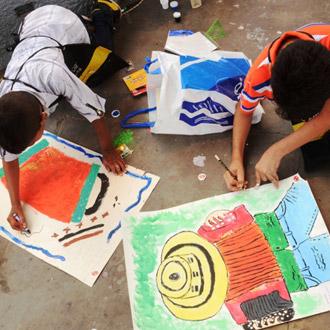 Abiertas las inscripciones para el concurso Niños pintan...