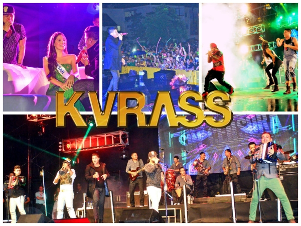 KVRASS Sin Censura live 2014