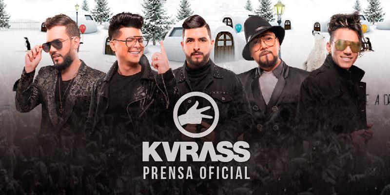 En Diciembre, Kvrass Tu Grupo Favorito