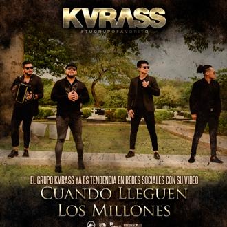 El Grupo Kvrass Ya Es Tendencia En...