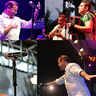 Exitoso Festival Vallenato De Iv�n Villaz�n