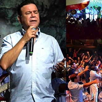 Trucupey el templo del VILLAZONISMO...