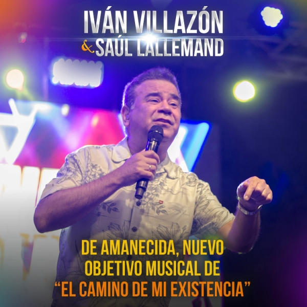 De Amanecida Nuevo Objetivo Musical De - El Camino De Mi Existencia