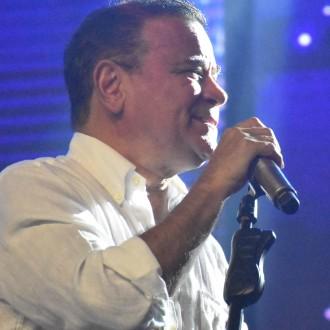 Iván Villazón se lució en el Festival...