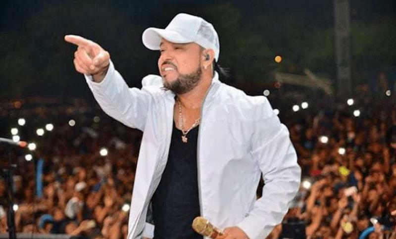 Yader Romero, Vocalista De Kvrass, Fue Hospitalizado En Valledupar
