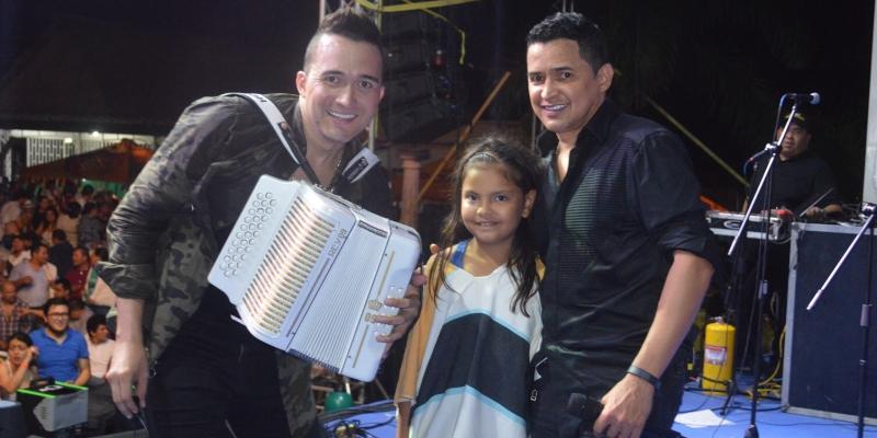 En el 2017 Colombia Goza con los conciertos de Jorge Celedón y Sergio Luís Rodríguez
