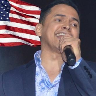 Jorge Celed�n inicia gira musical por Estados Unidos