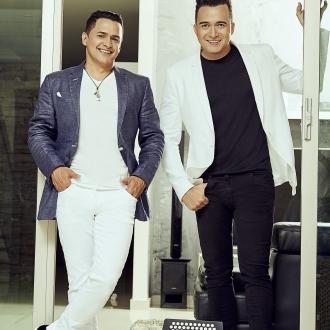 Jorge Celedón y Sergio Luís...