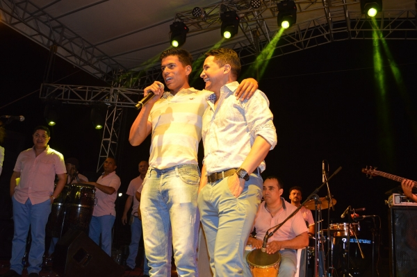 Concierto de Jorge Celedón en Chamezá (Casanare) - ElVallenato.com (Comunicado de prensa)