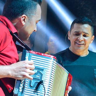 Jorge Celedón Y Sergio Luis...