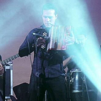 El Cantante Juanse Rivero...