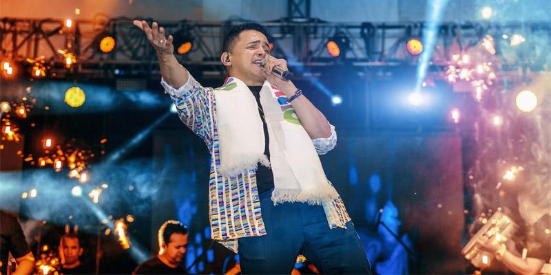 Jorge Celedón, Inicia El 2019 Con Sus éxitos Por Colombia Y México