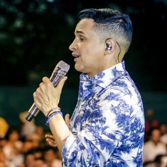 Jorge Celedón inolvidable concierto en el Cuna de Acordeones...