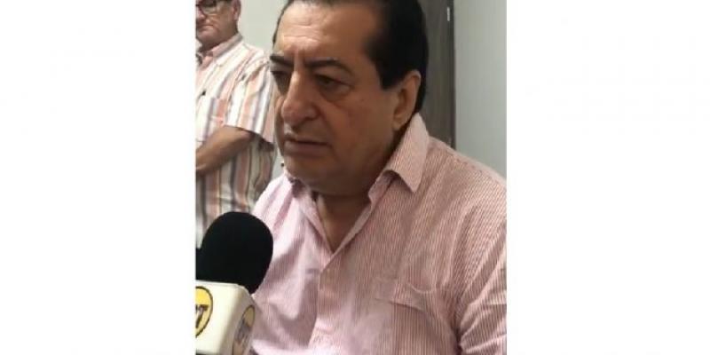 Jorge Oñate Fue Internado...