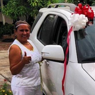 A Mamá De Martín Elías Le Quitaron La Camioneta Que él...
