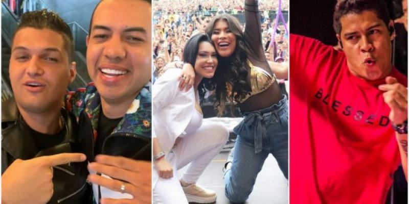 Los 5 Artistas Del Vallenato Que Mandan El 2019