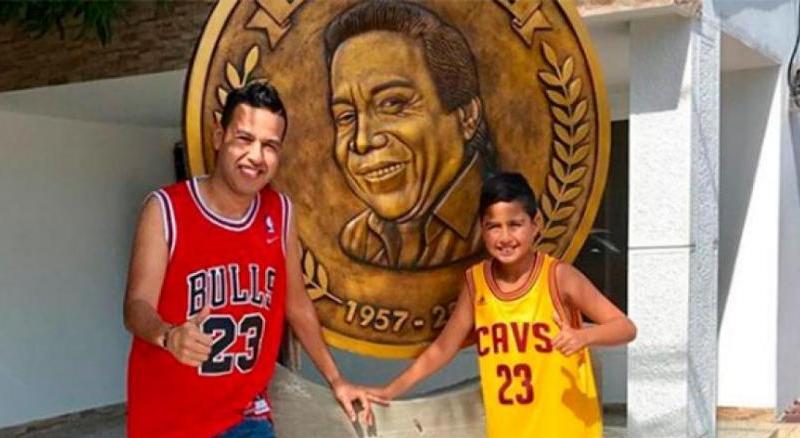 Martincito, Hijo De Martín Elías, Recuerda A Su Papá Por Triunfo De Colombia
