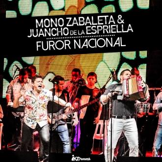 Mono & Juancho Furor nacional
