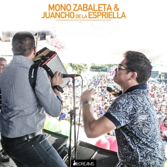 Mono & Juancho Miles de kil�metros de satisfacci�n
