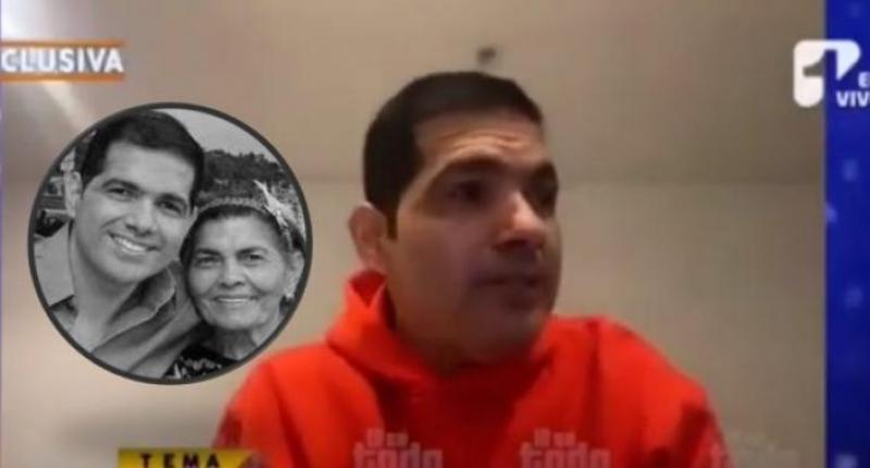 Peter Manjarrés Contó Que Su Mamá Tiene Cáncer