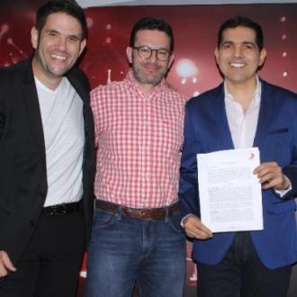 Peter Manjarrés y Juancho...