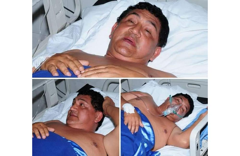Poncho Zuleta Se Encuentra Hospitalizado En Clínica De Valledupar