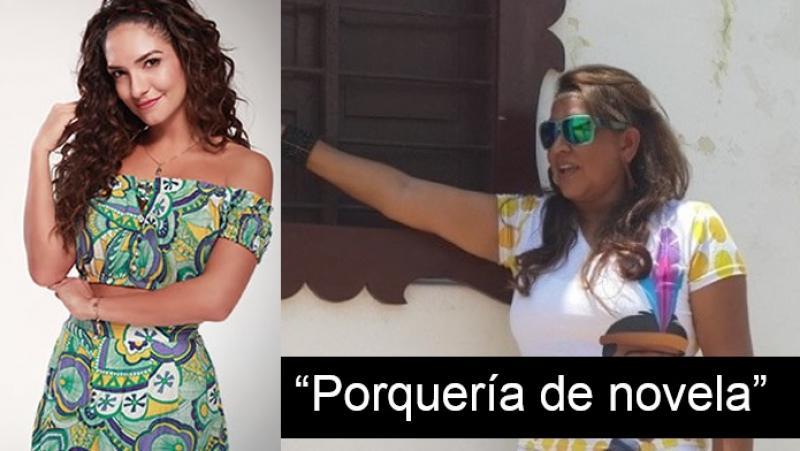 Patricia Acosta Desmiente Con Todo A La Novela De Diomedes
