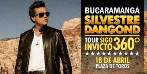 SILVESTRE DANGOND en Bucaramanga...