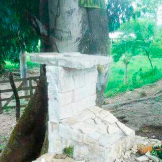 Desaparece Monumento De Martín Elías