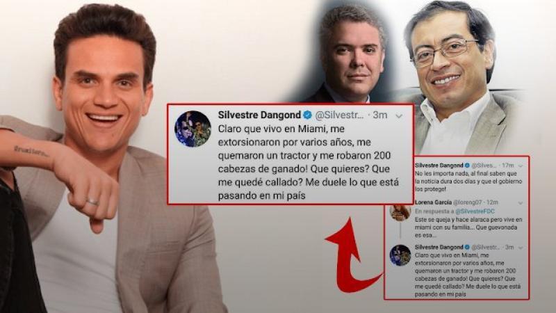 Se Defiende Silvestre Dangond Tras Opinar Sobre Elecciones En Colombia