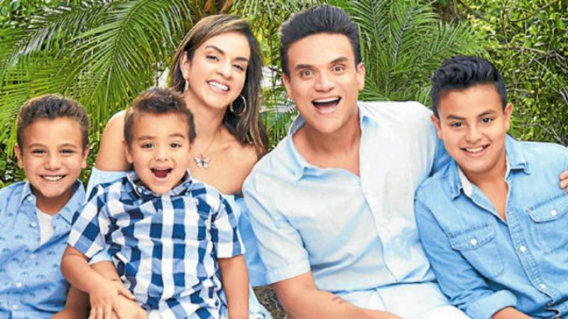 Los 3 Hijos Del Cantante De Silvestre Dangond