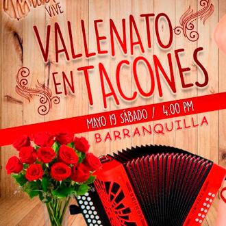 Llegan A Barranquilla, Las Mujeres...