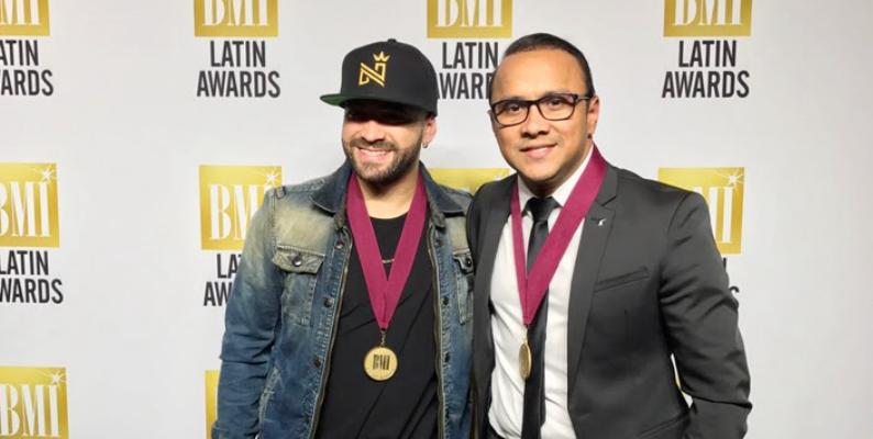 Wilfran Castillo Gana Dos Premios Bmi En Los Ángeles
